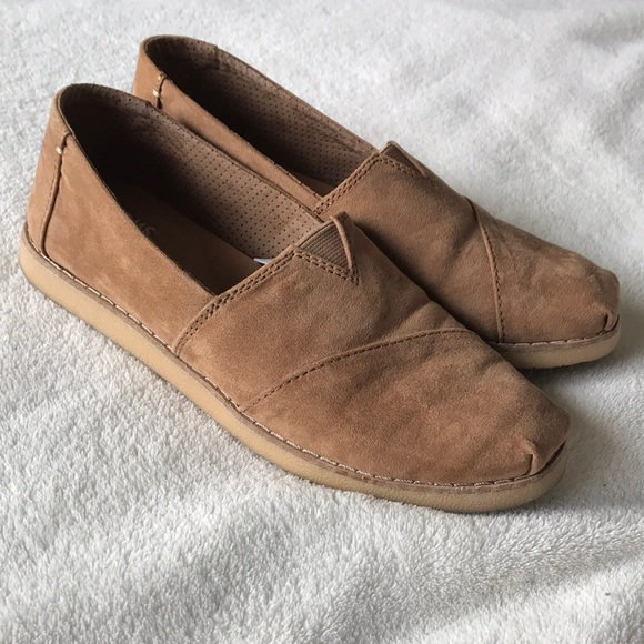 a7a65068cc4 TOMS Alpargata Crepe Casual Shoe. M 5b49fa99d6dc5211039fe6de